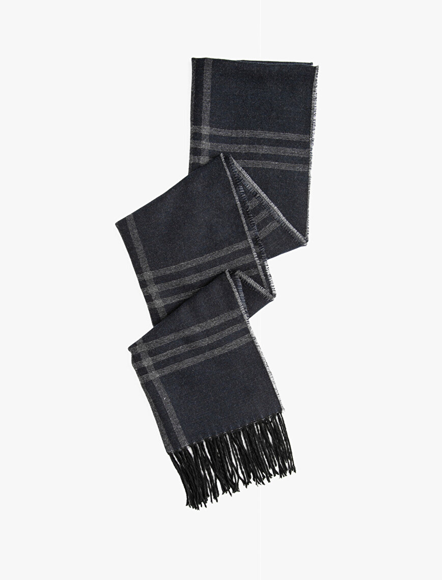 Banded Scarf