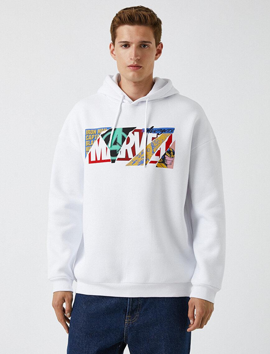 Marvel Sweatshirt Licenced Printed