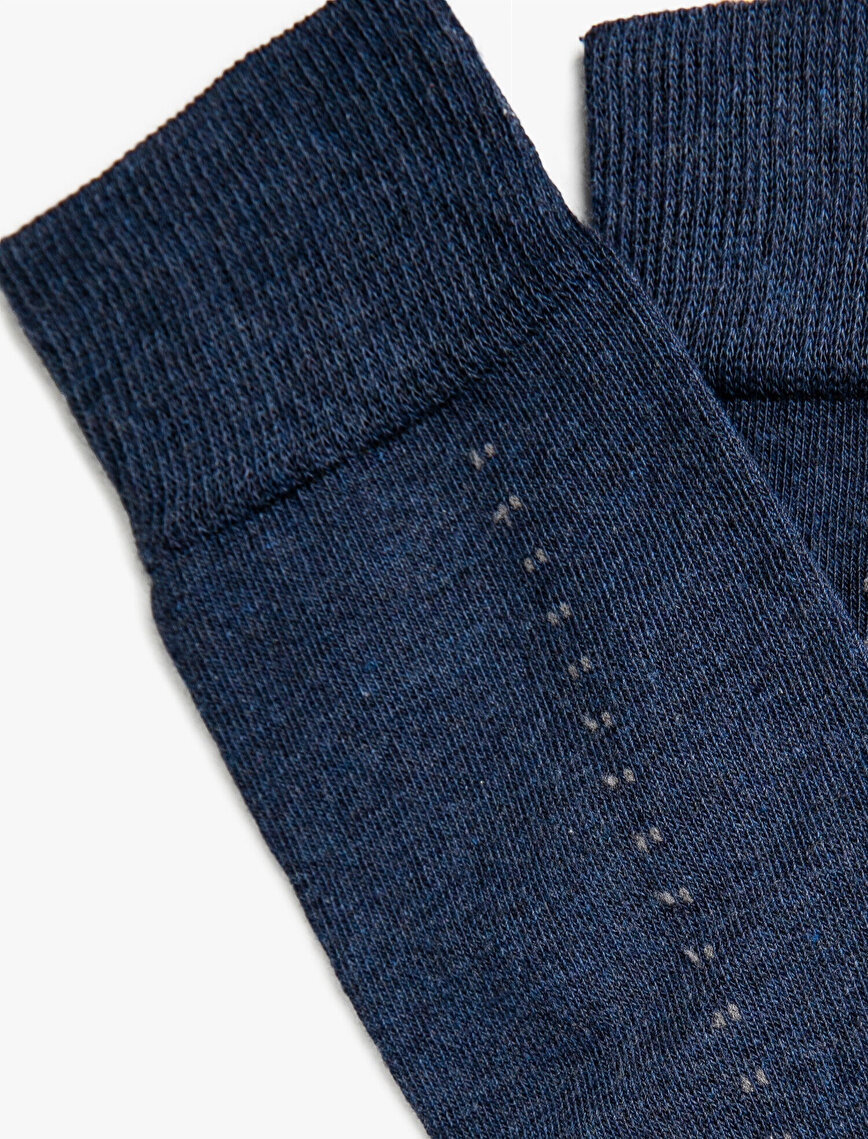 Pamuklu Soket Çorap