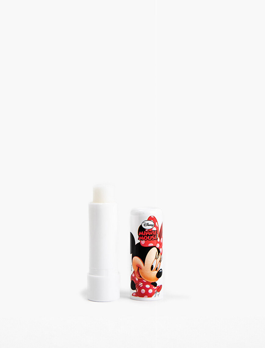 Minnie Mouse Lisanslı Kız Çocuk Lipstick
