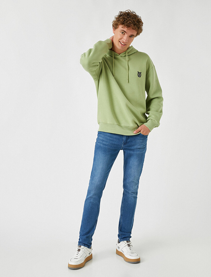 Justin Super Skinny Fit Jeans