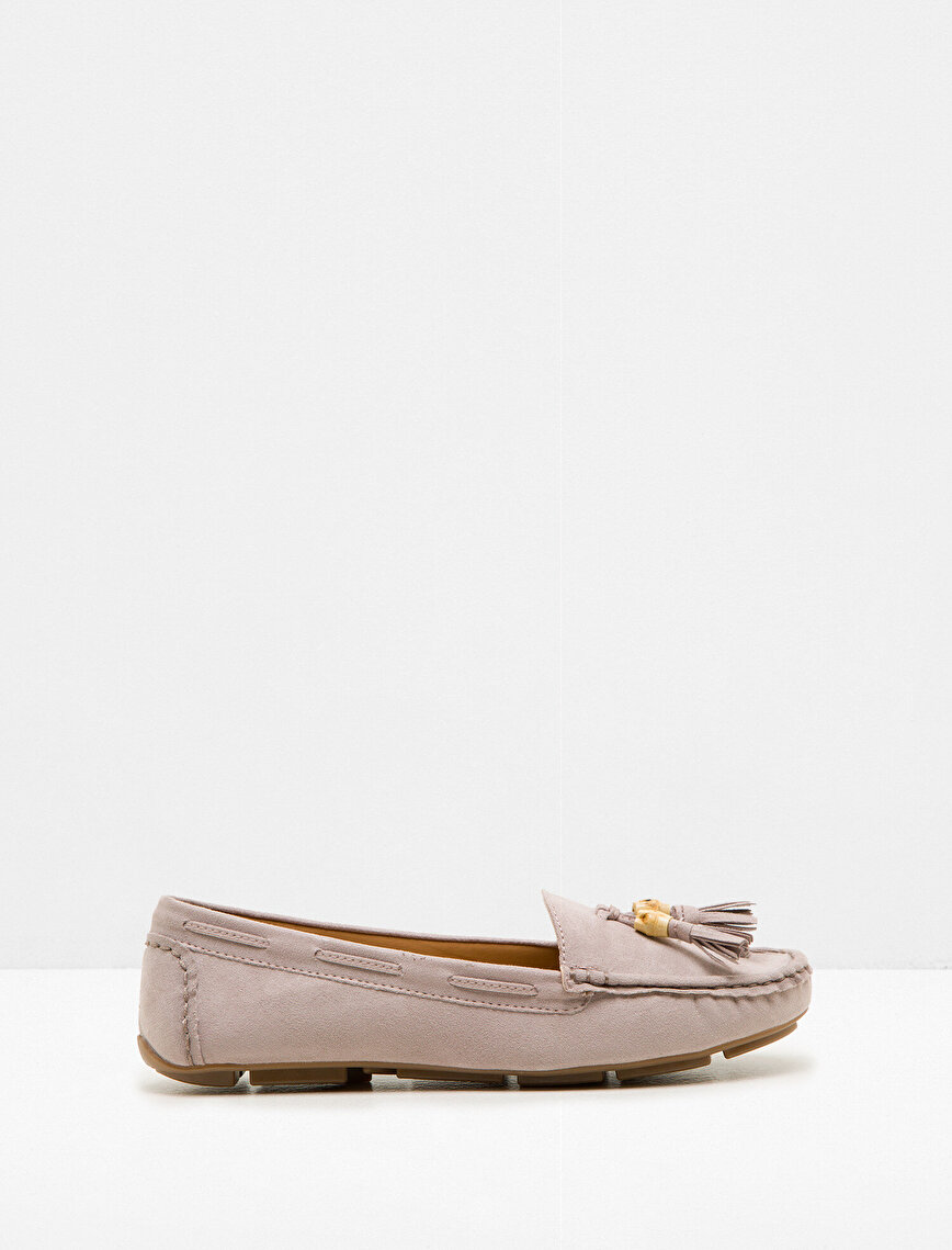 Bow Detailed Ballet Flats