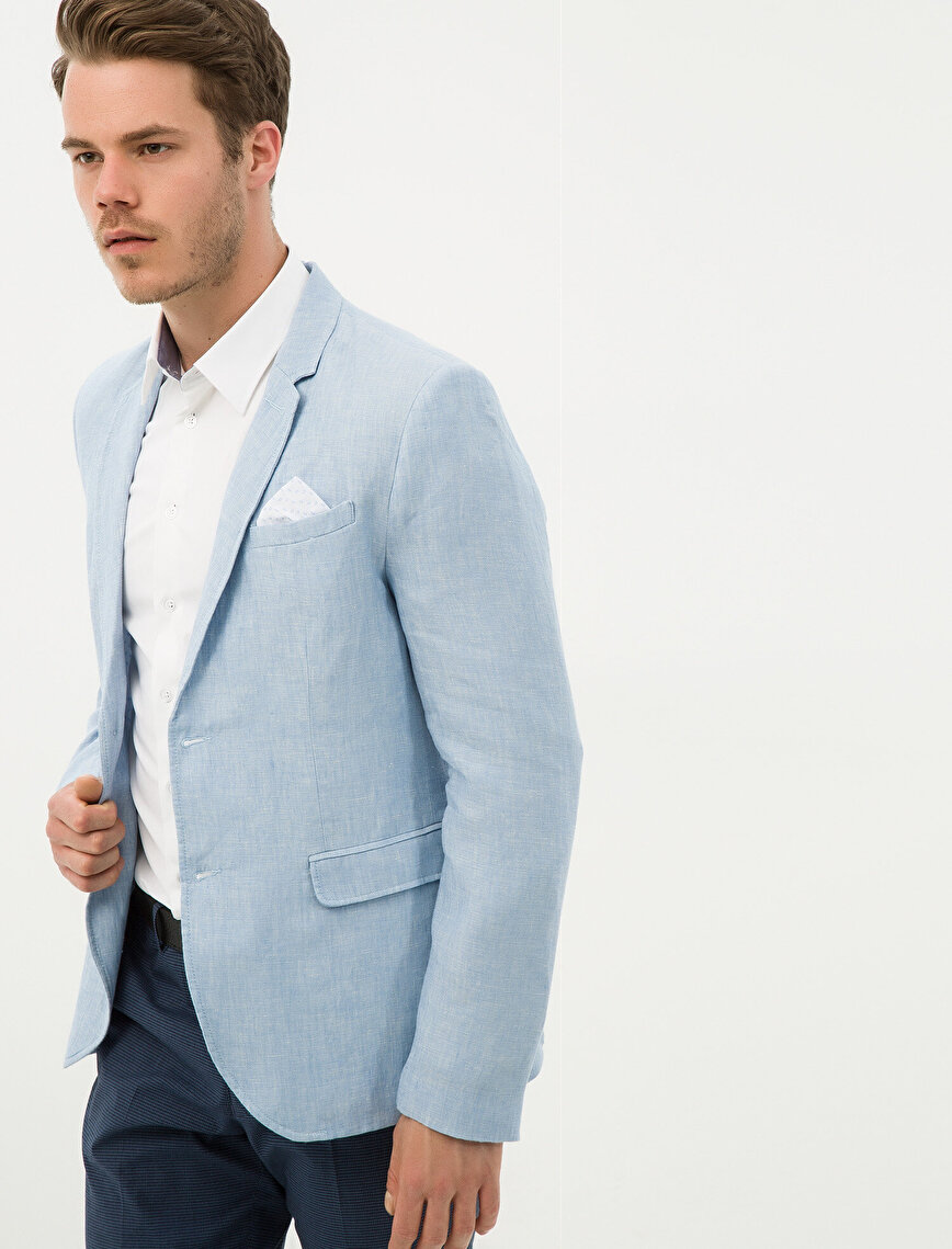 Two Buttons Jacket