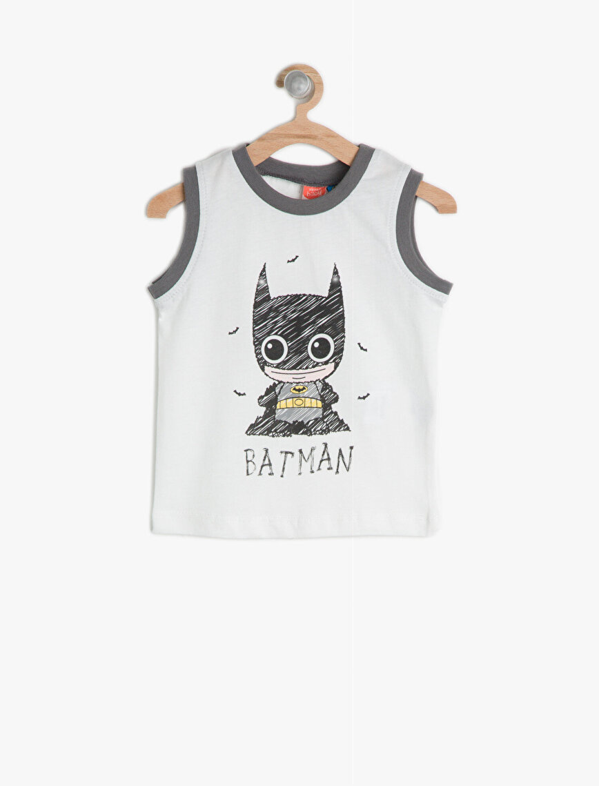 Batman Printed Tank Top