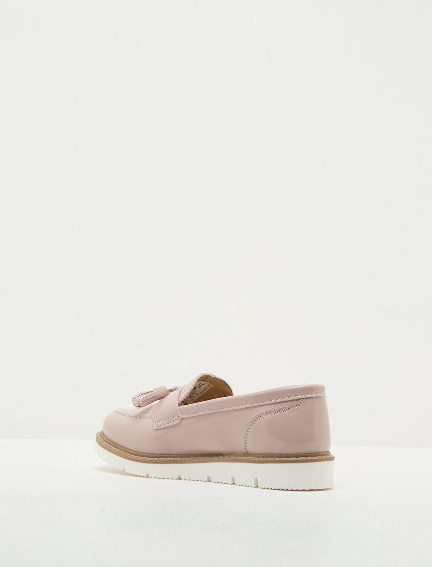 Fiyonk Detaylı Ayakkabı