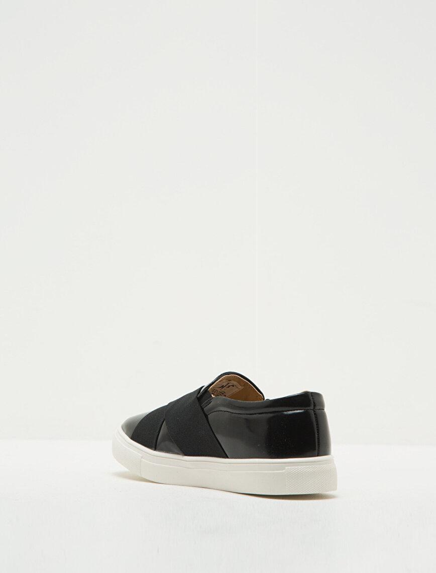 Bağcıksız Spor Ayakkabı