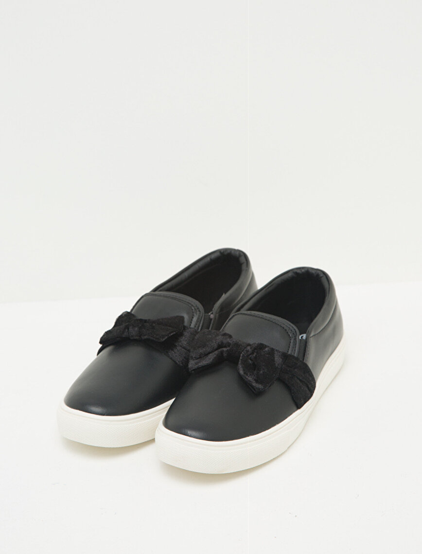 Bow Detailed Sneakers