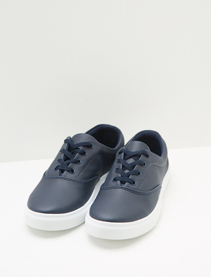Lace On Sneakers