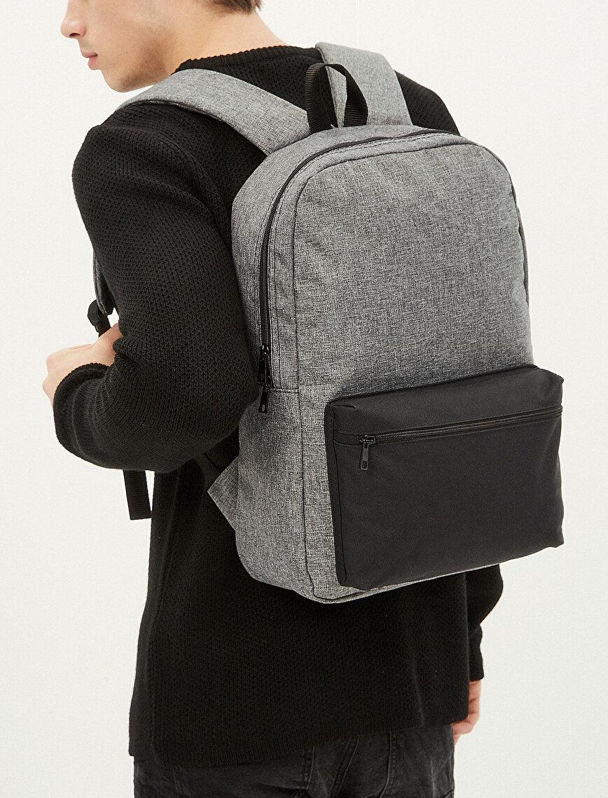 Cep Detaylı Çanta