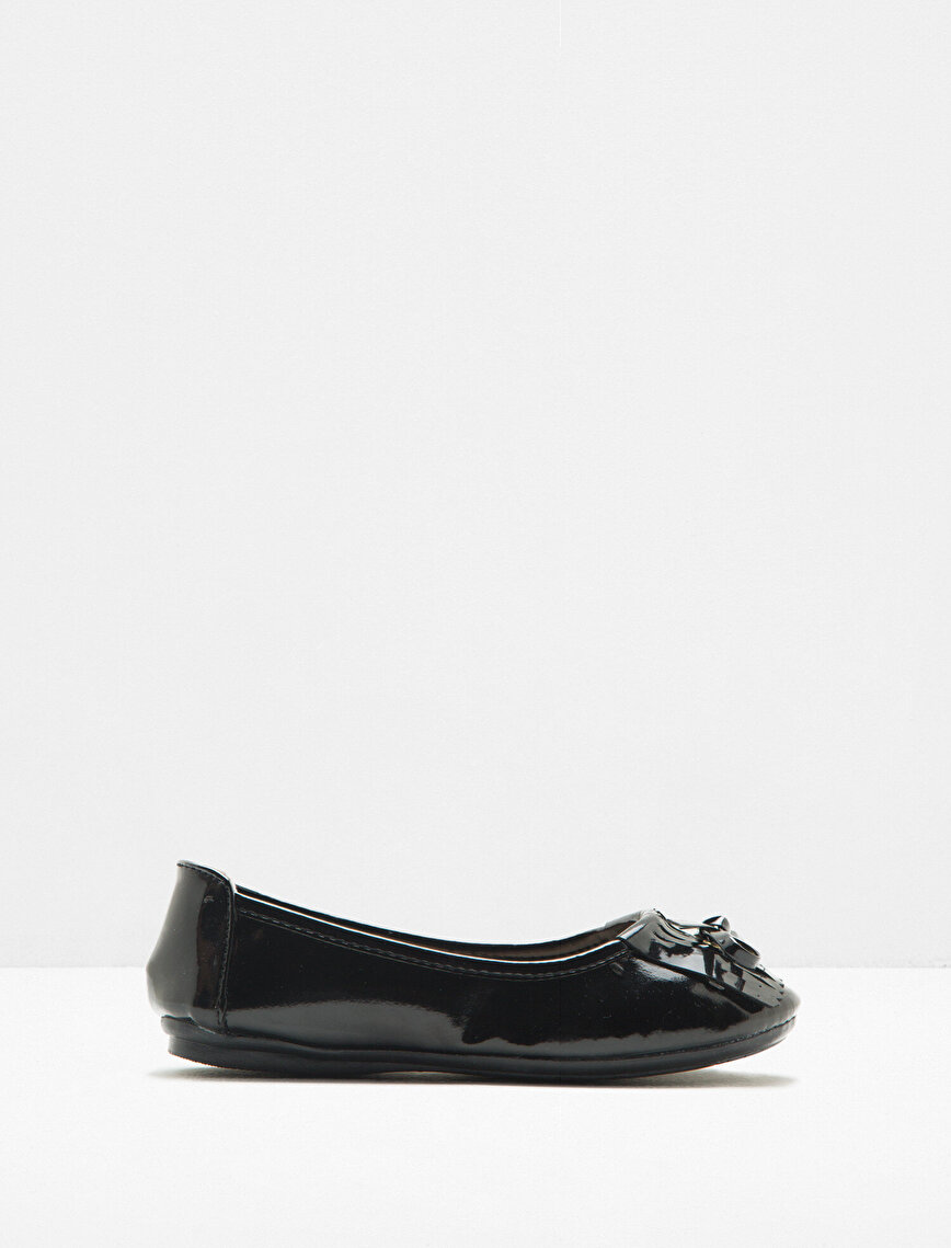 Fringe Detailed Loafers