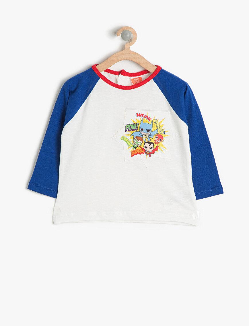 Avengers Printed Sweatshirt