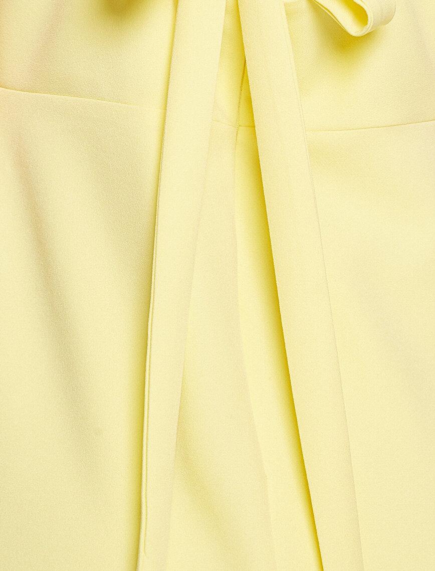 Back Detailed Dress