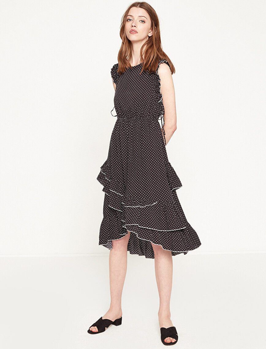 Frill Detailed Dresses