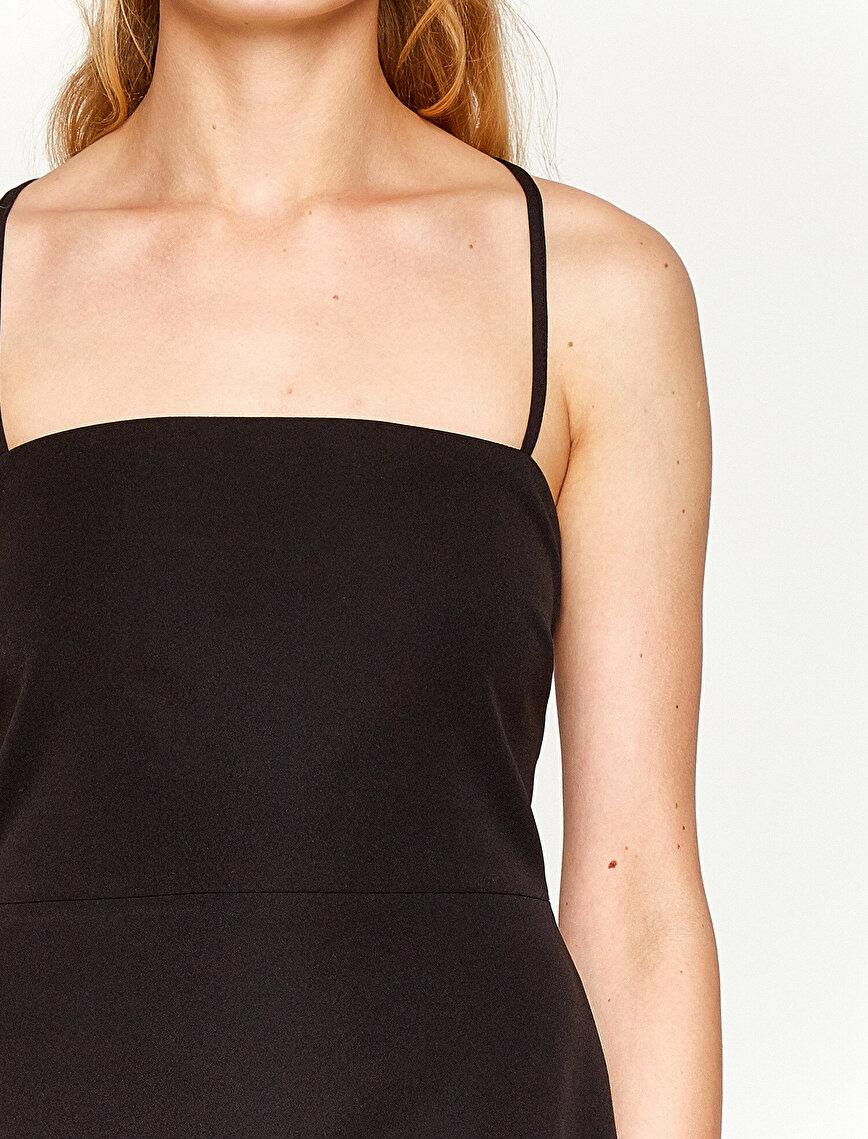 Back Detailed Dresses