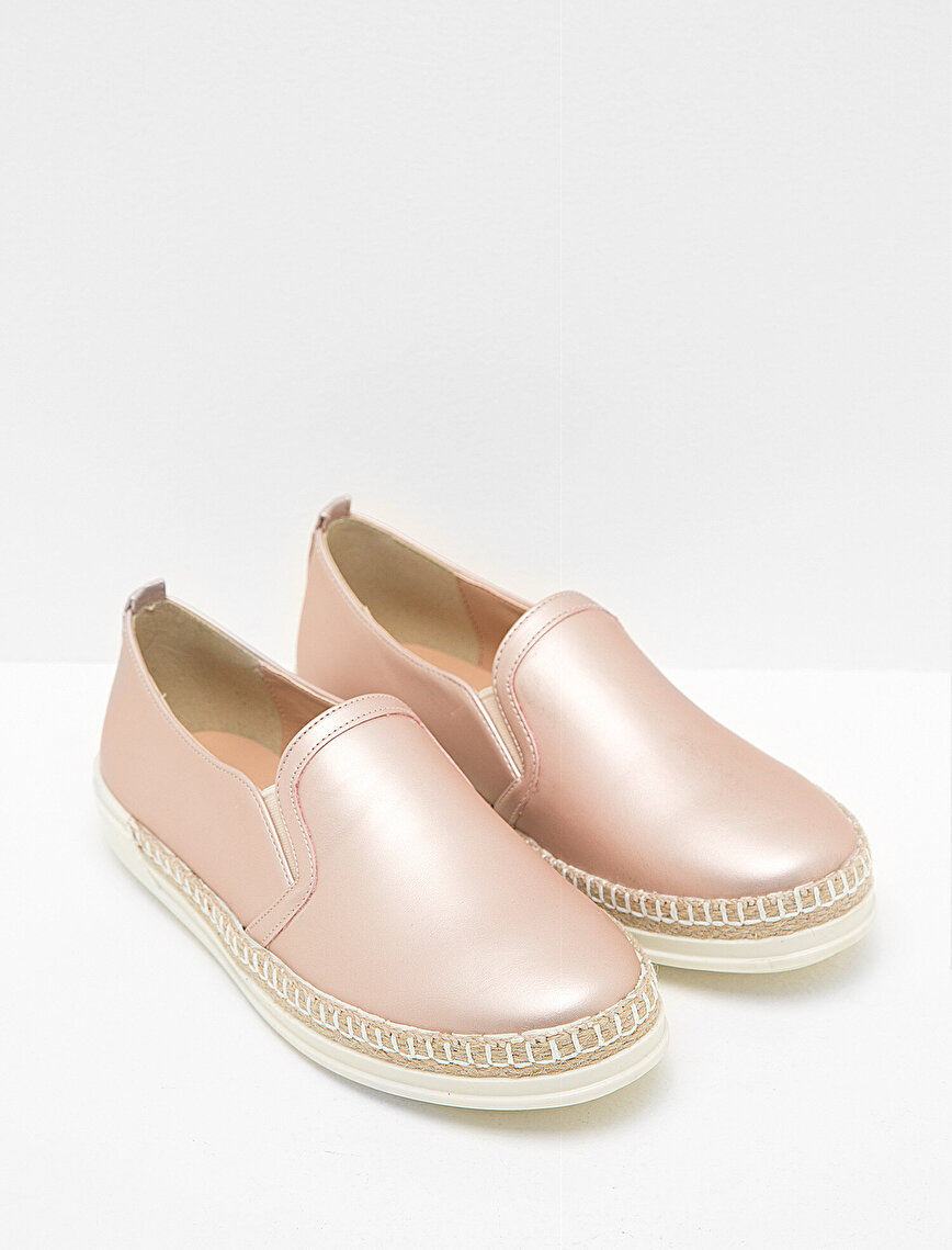 Leather Look Shoes