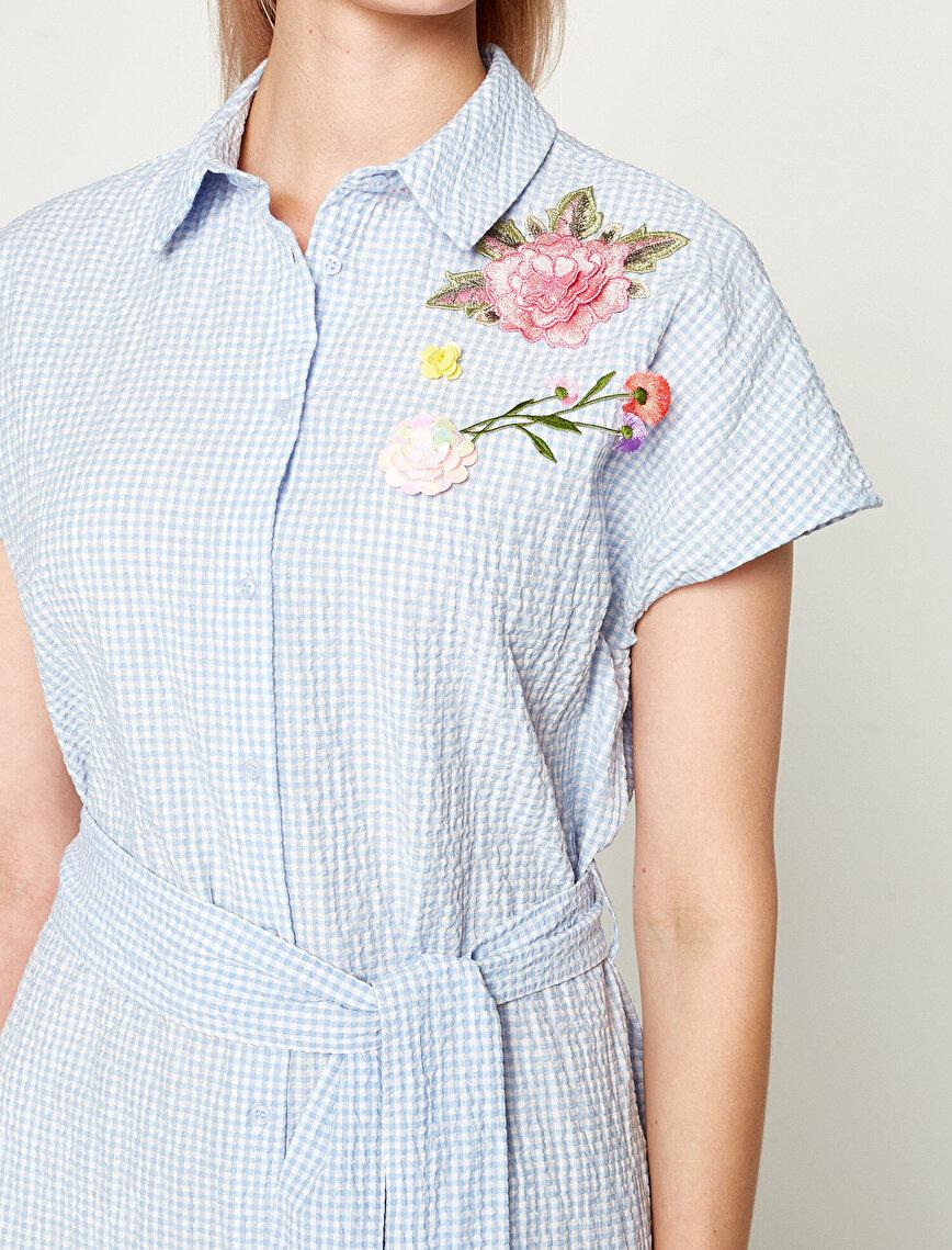 Embellished Detailed Dress