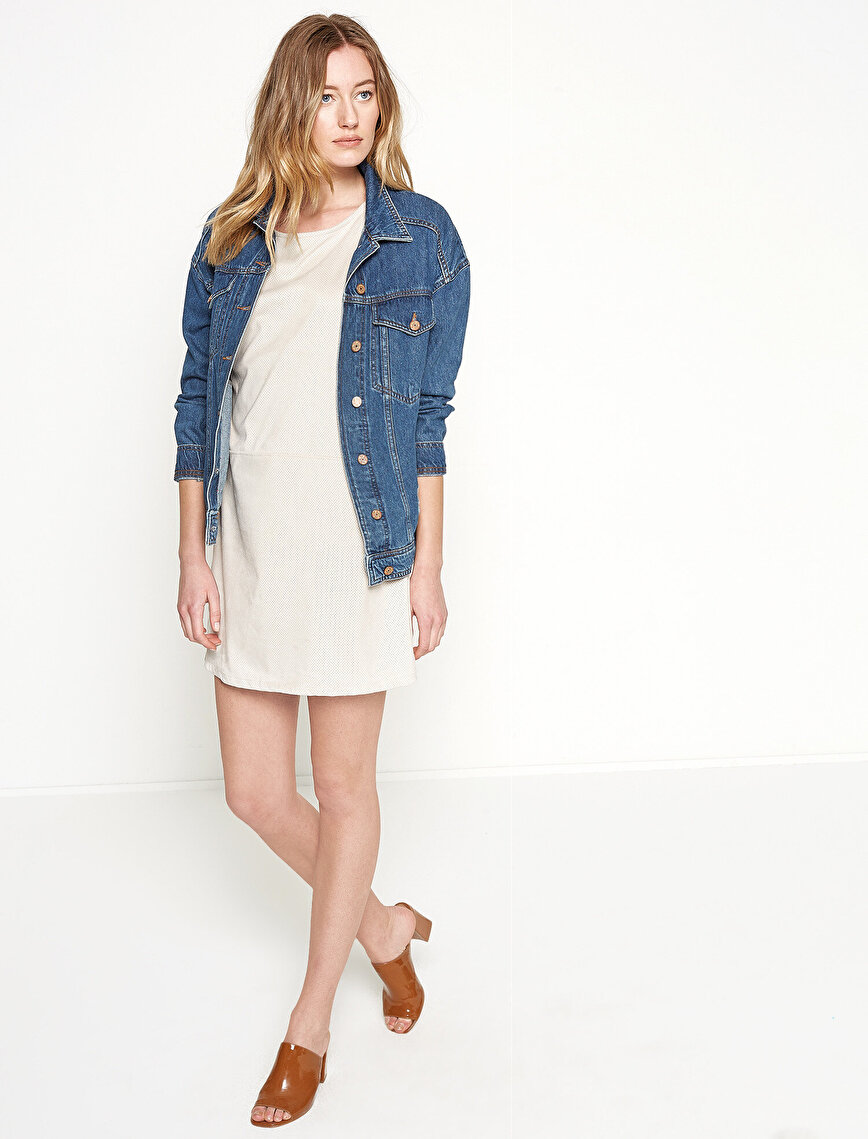 Relaxed Fit Dress