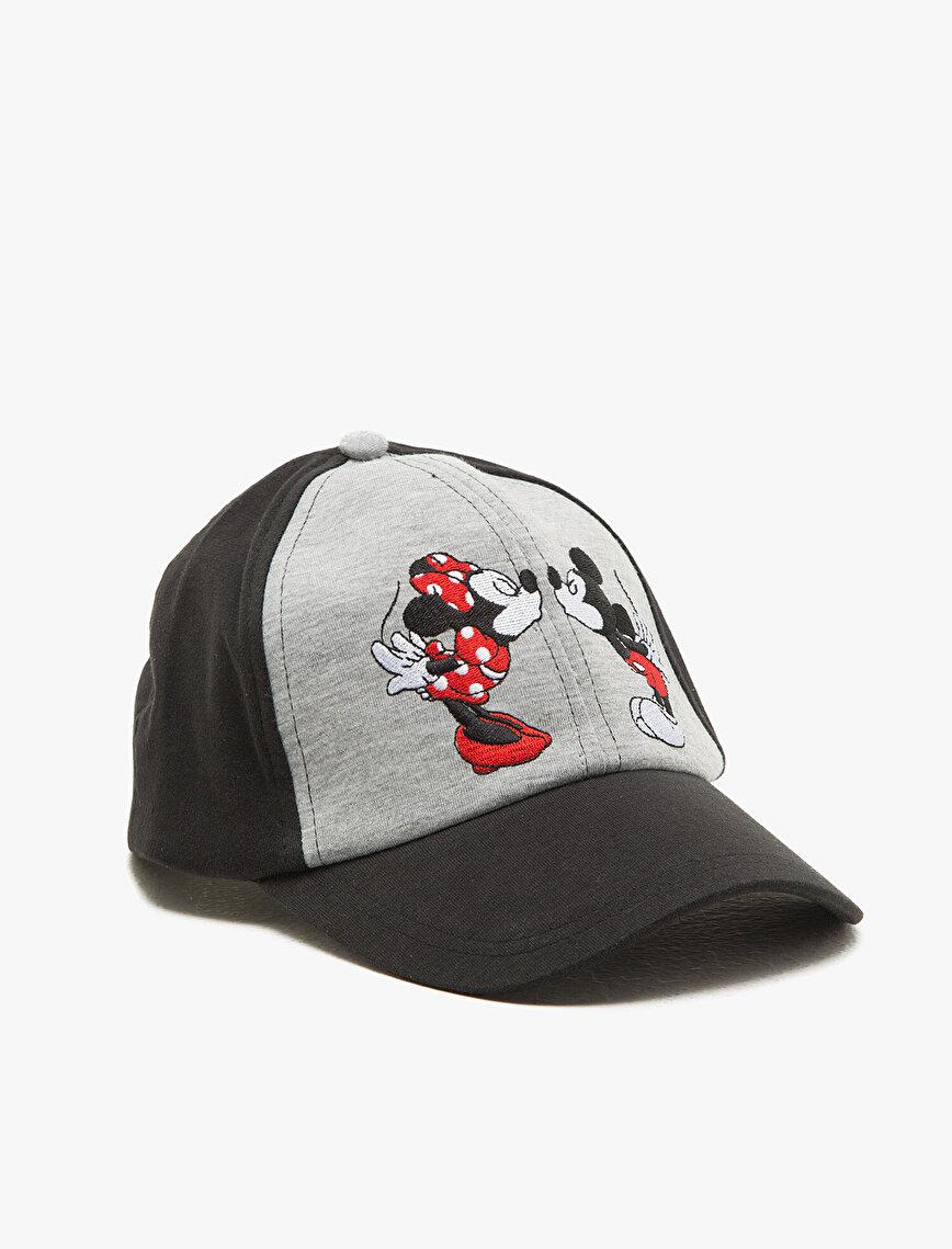 Minnie & Mickey  Embellished Hat