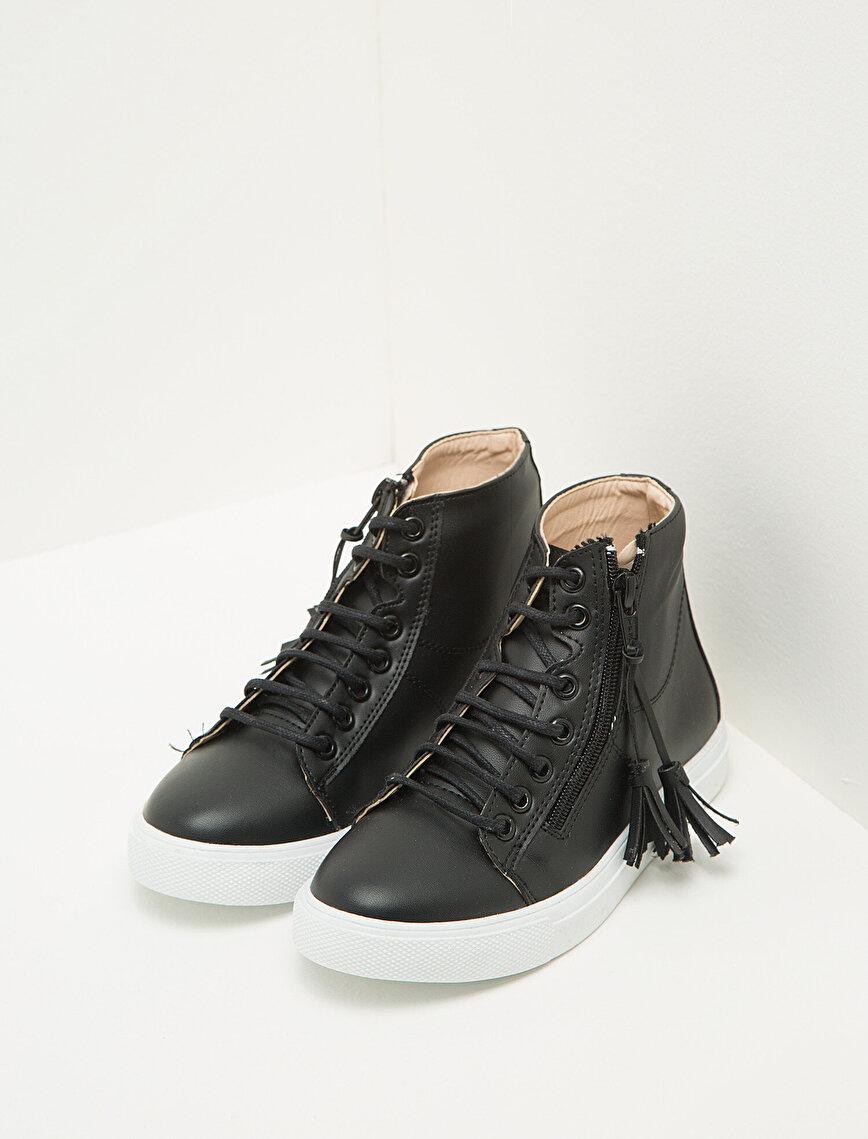 Püskül Detaylı Ayakkabı