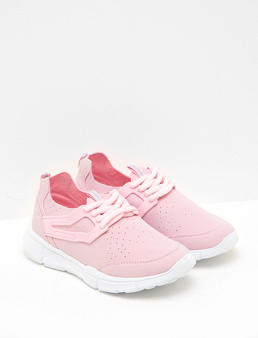 Bağcıklı Spor Ayakkabısı