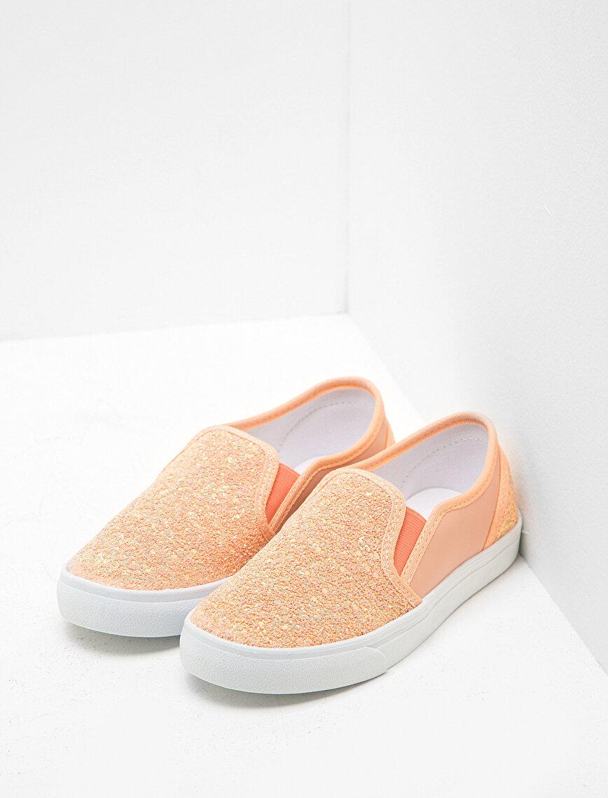 Sim Detaylı Ayakkabı