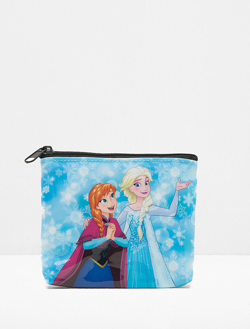 Frozen Licenced Printed Wallet
