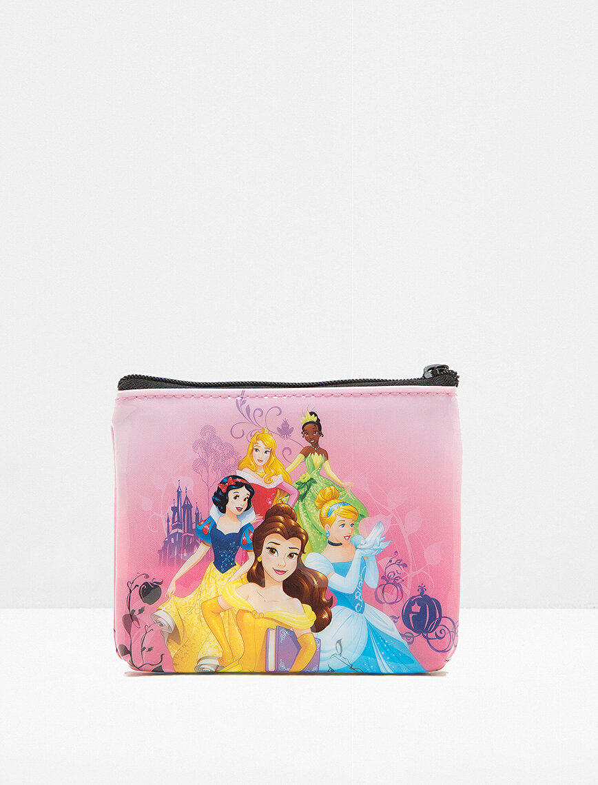 Disney Patterned Wallet