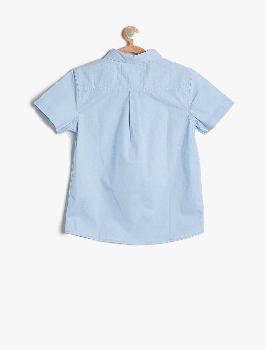 Pocket Detailed Shirt