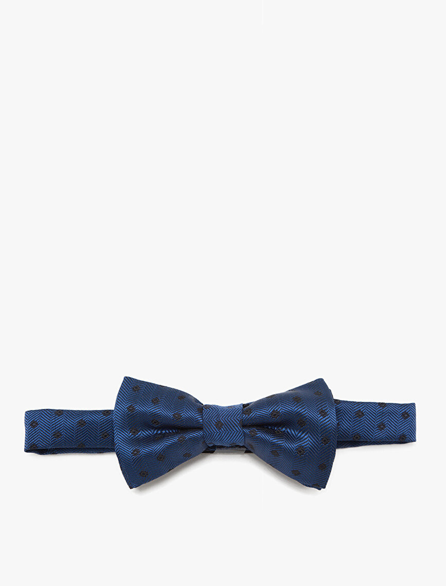 Polka Dotted Bowtie