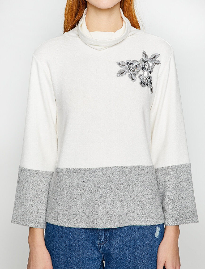Beads Embellished Sweaters