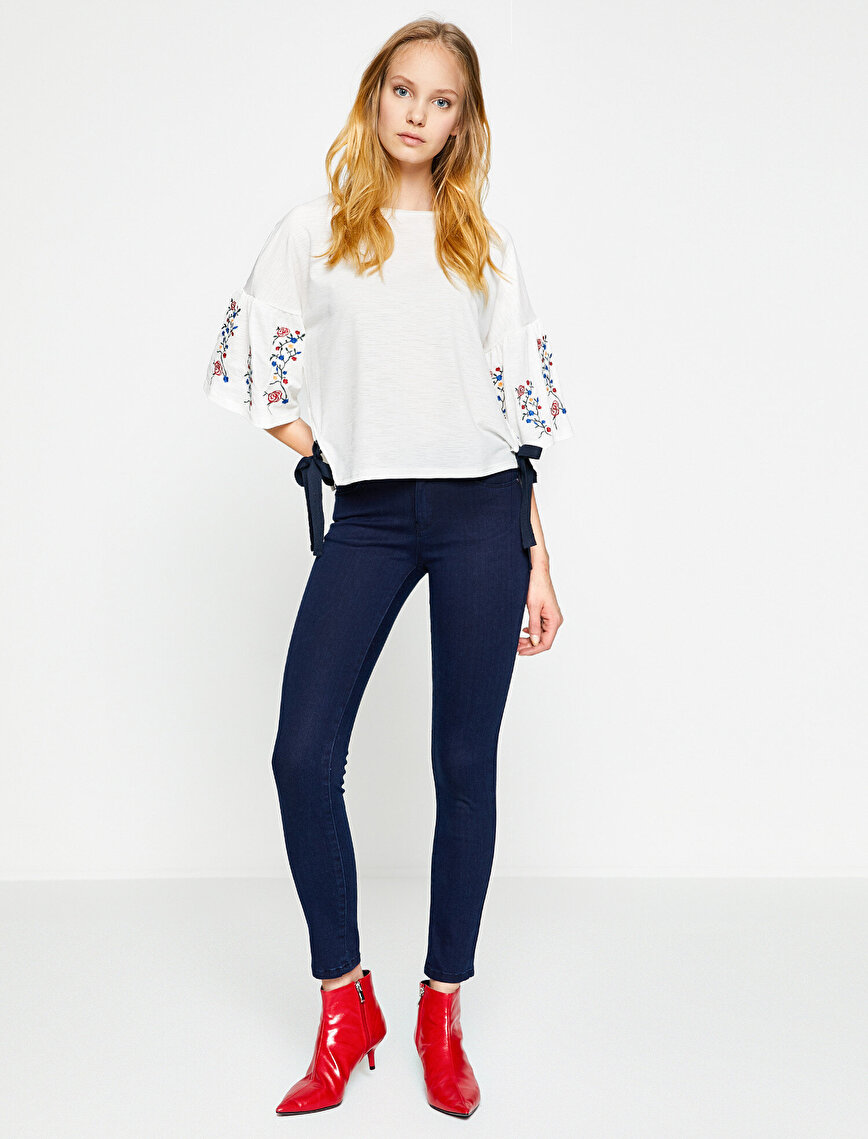 Push Up Kate Jeans