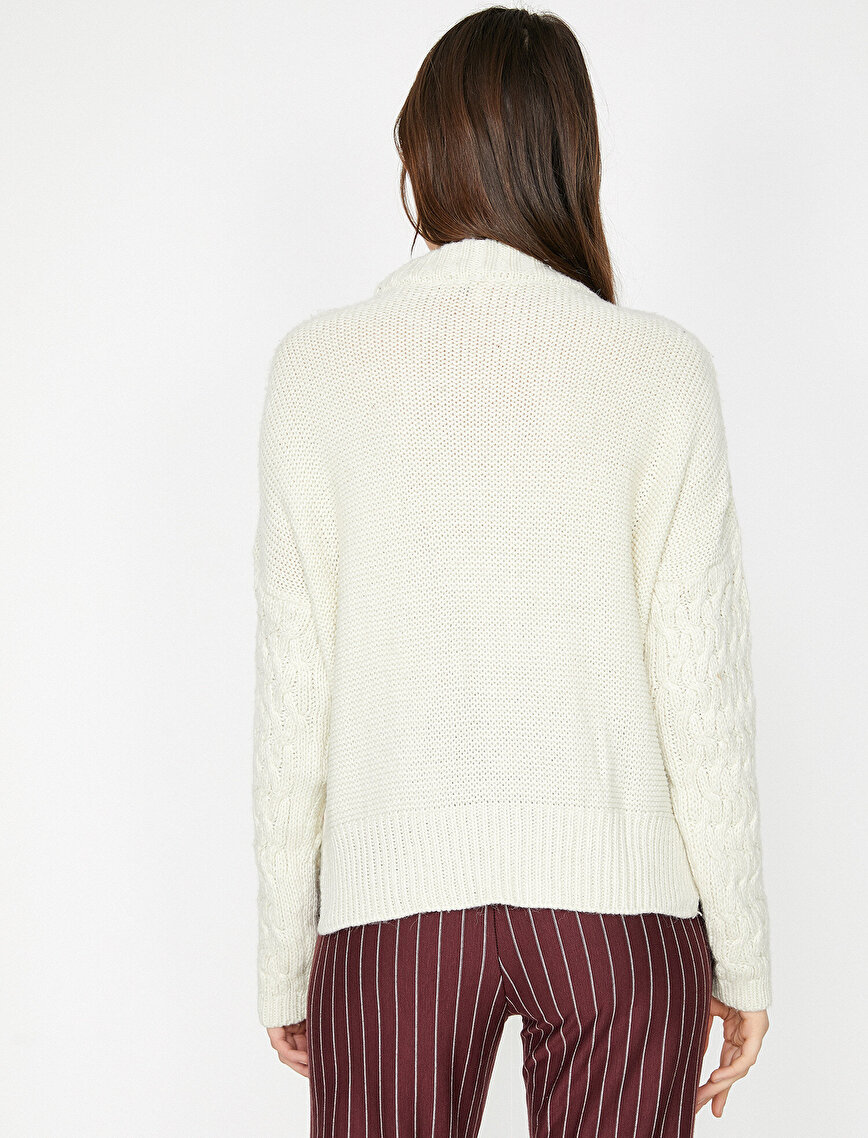 Shimmer Detailed Sweaters