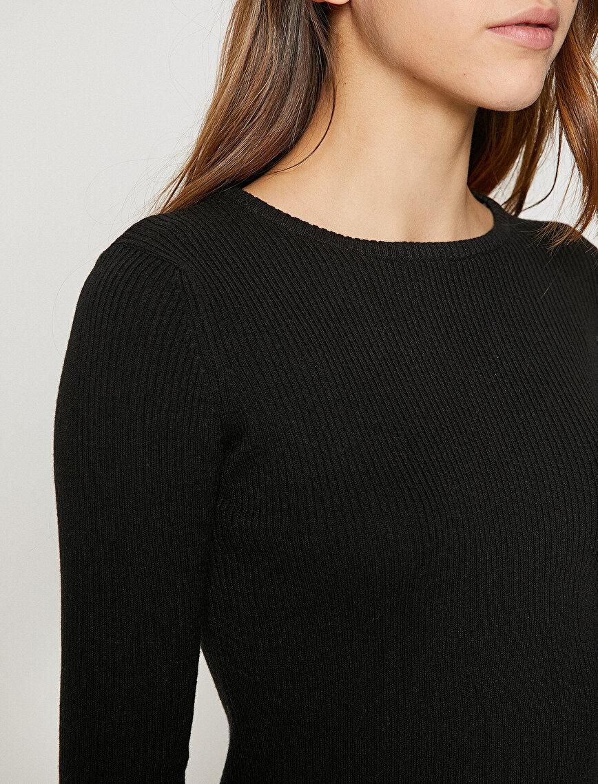 Scoop Neck Sweaters