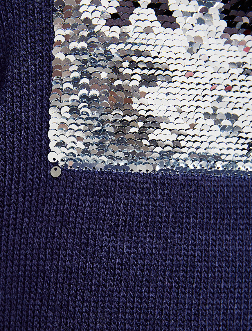 Staple Detailed Jumper