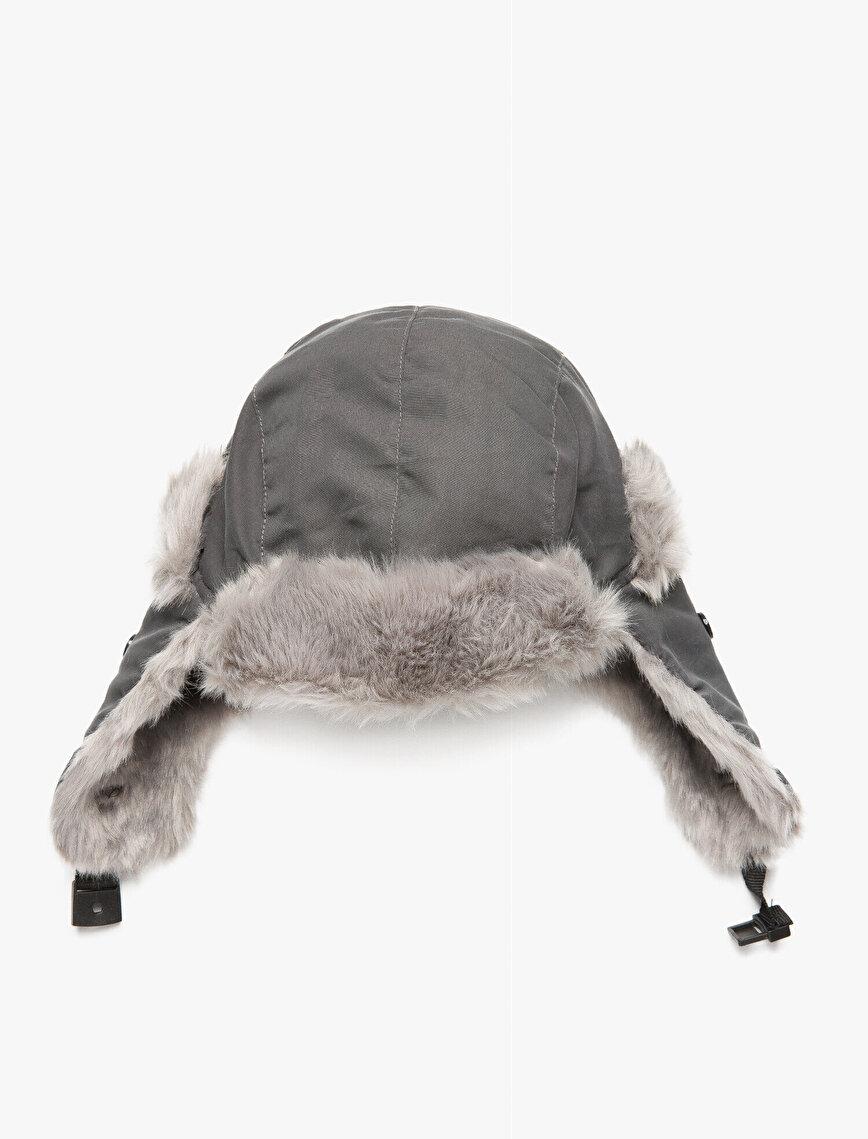 Faur Fux Detailed Hat
