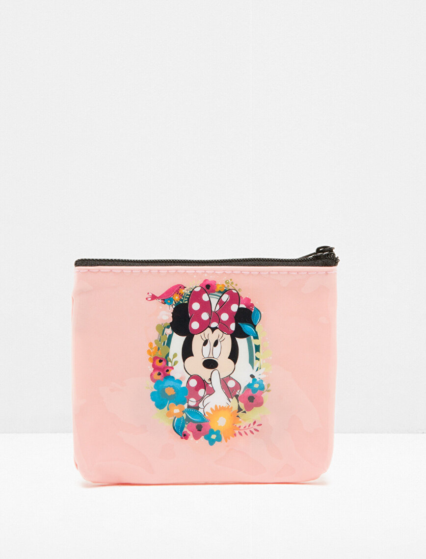Minnie By Koton Printed Wallet