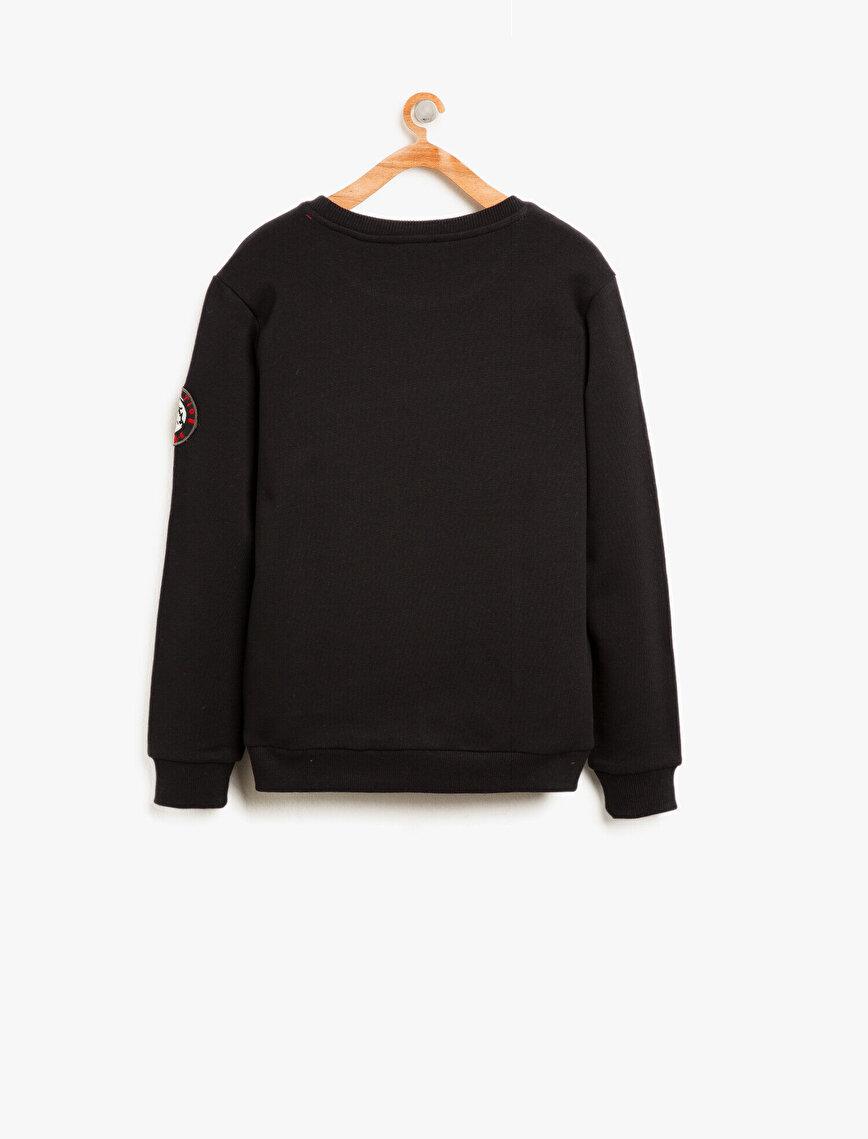 Star Wars Detailed Sweatshirt