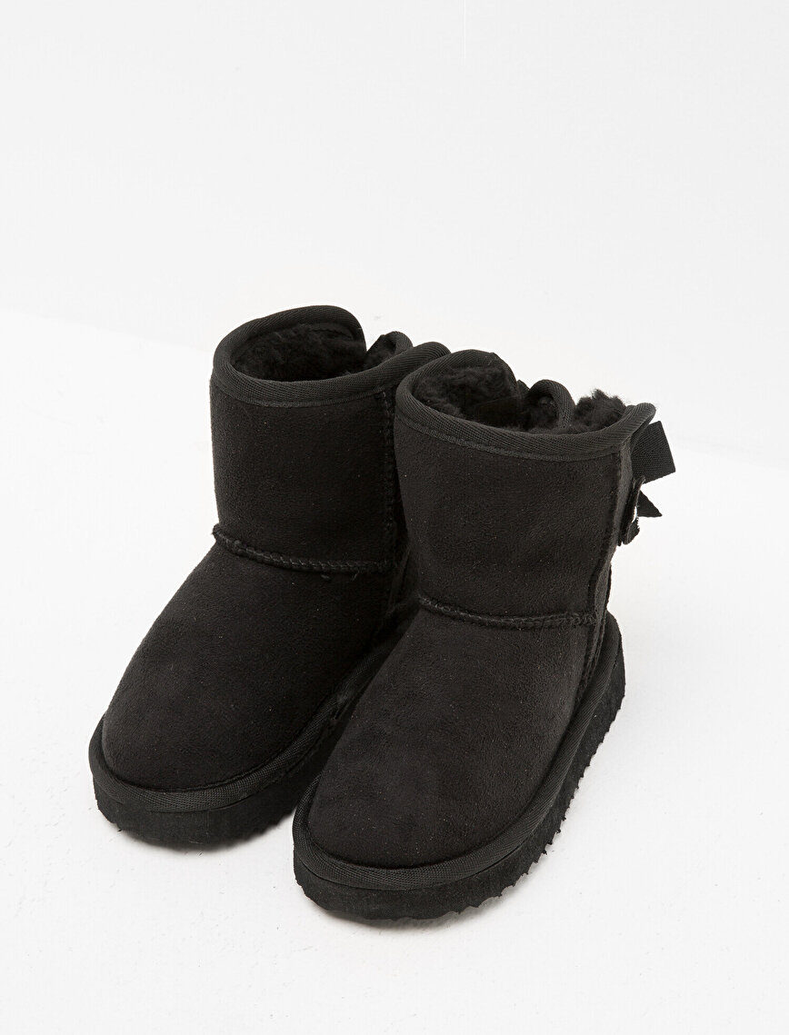 Lace Detailed Boots