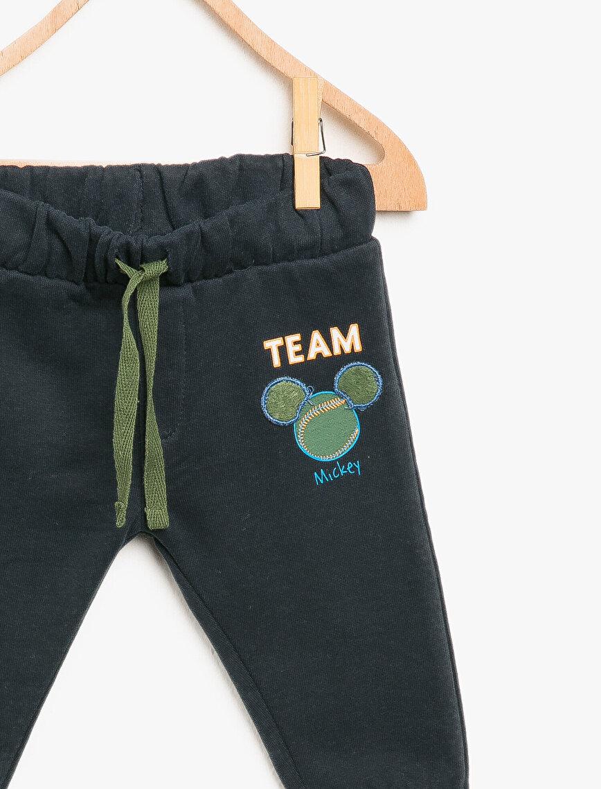Mickey Printed Jogging Pants