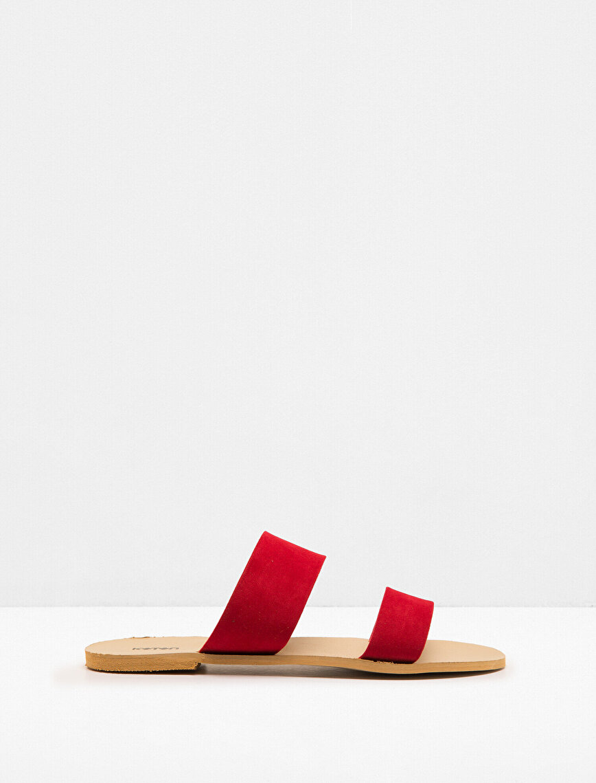 Plain Flip Flops
