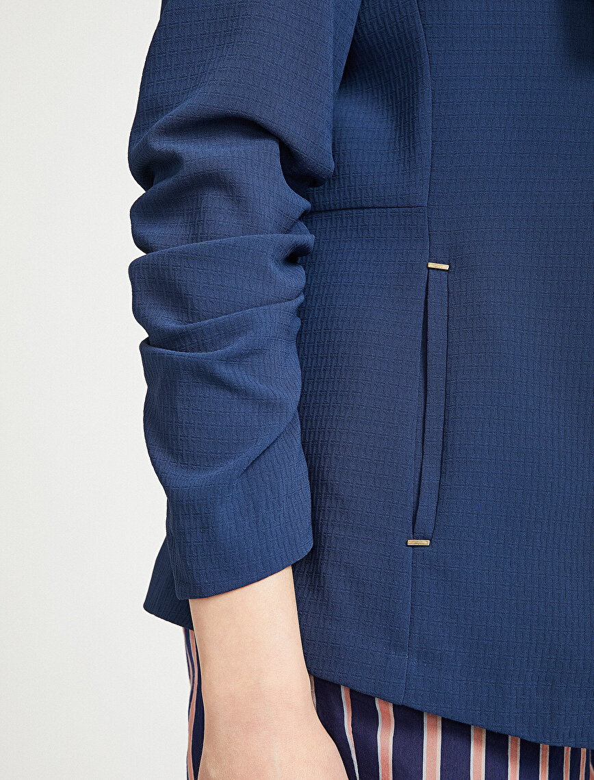 Shawl Neck Jacket