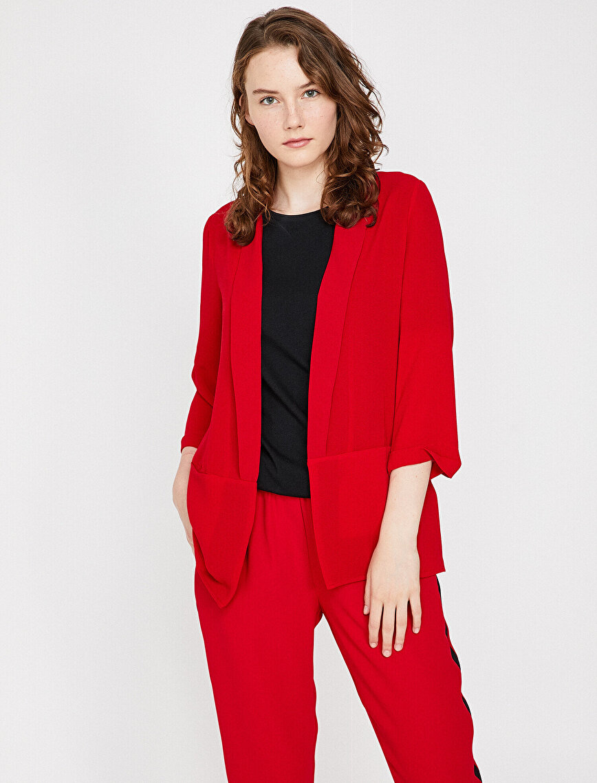 Relaxed Fit Jacket