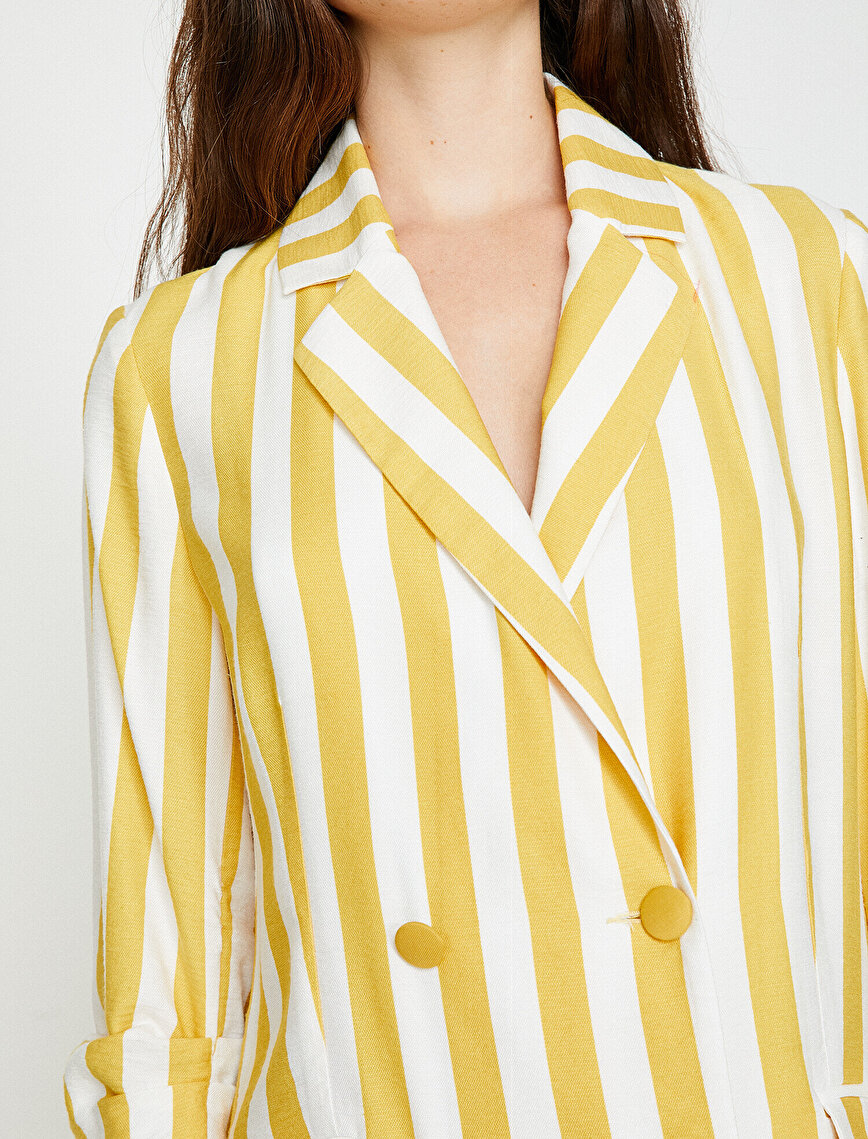 Striped Jacket