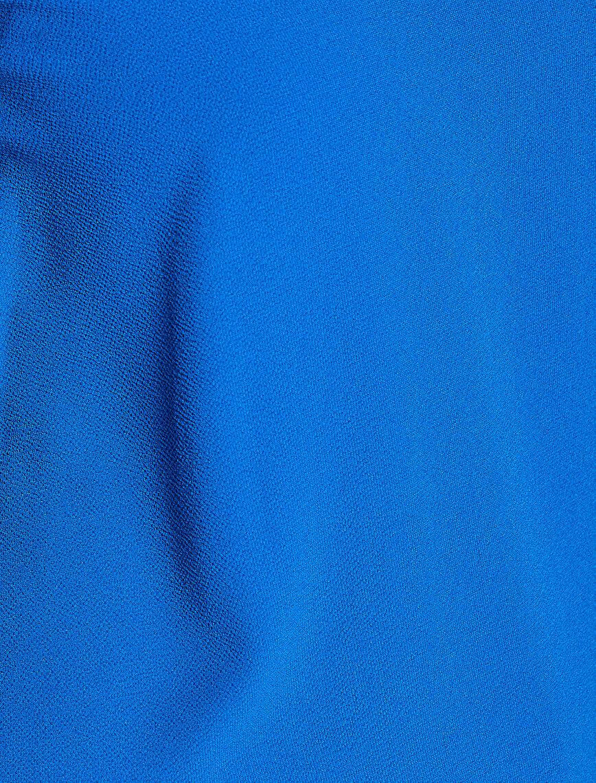 Kolları Volanlı Bluz