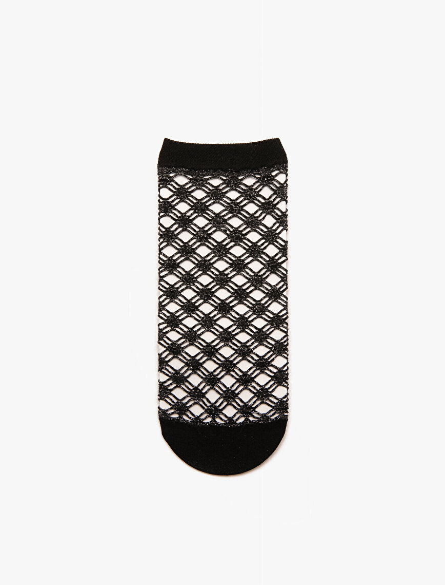 Lace Detailed Women Socks
