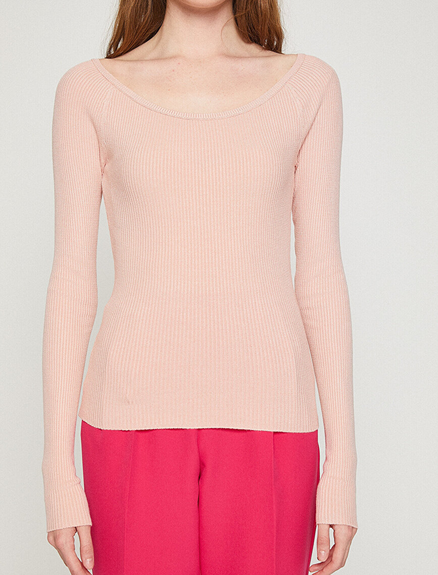 Lon Sleeve Jumper