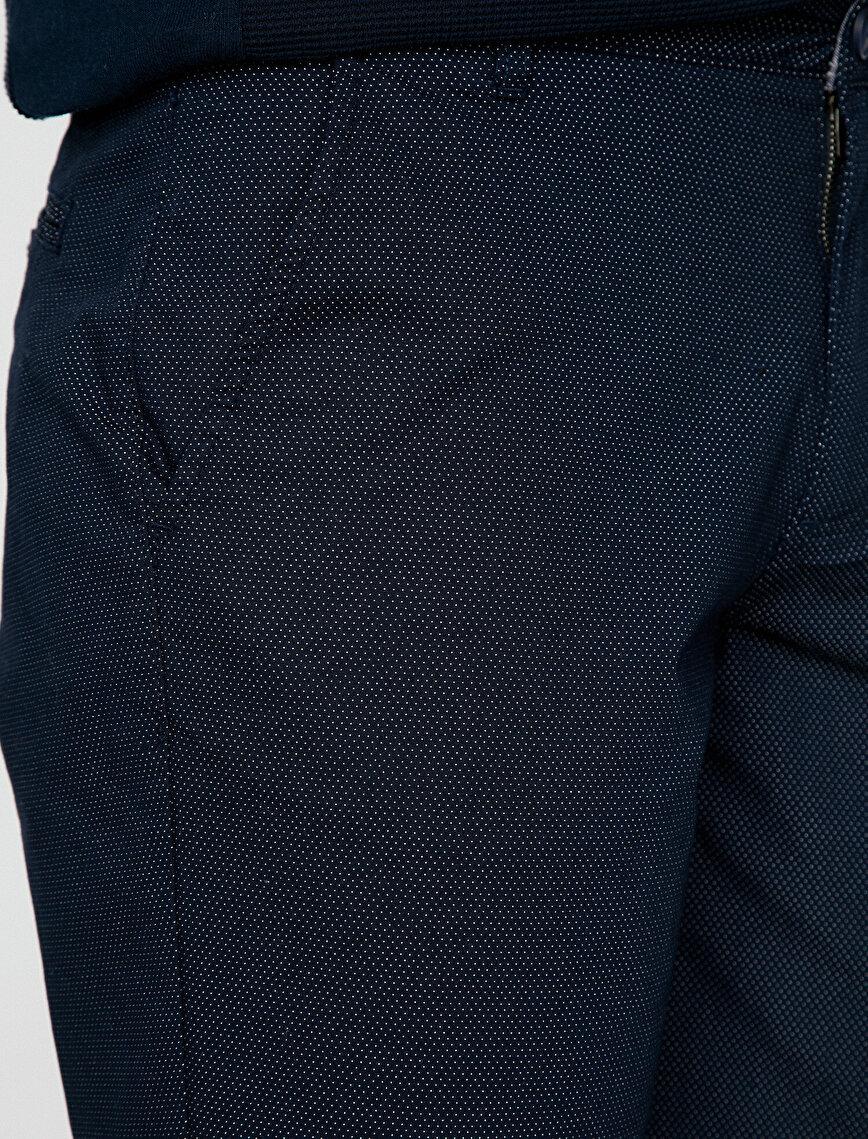 Pocket Detailed Chino Shorts