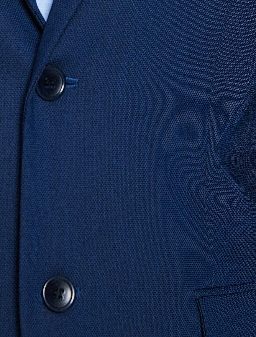 Pocket Detailed Blazer
