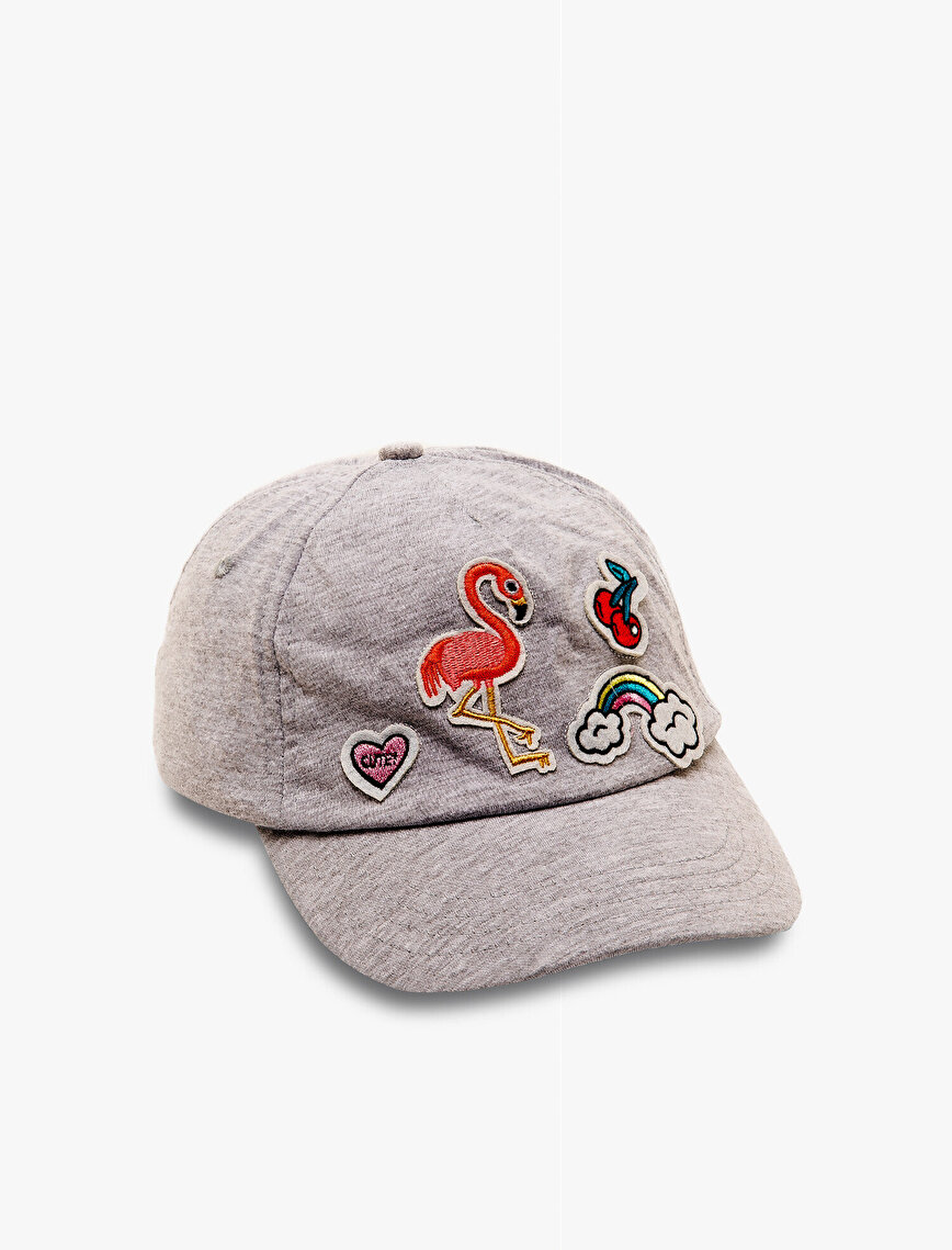 Aplikeli Şapka