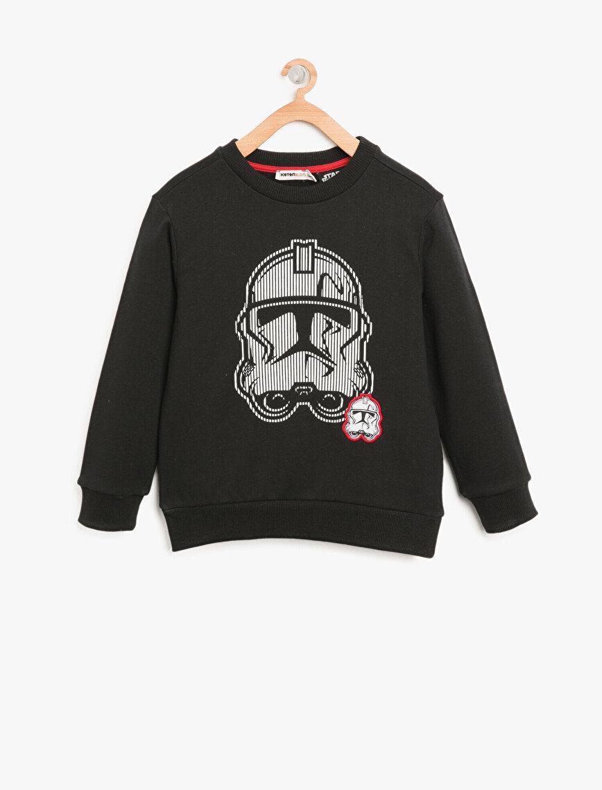 Star Wars Printed Sweatshirt